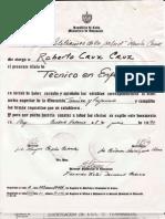 Titulo Analitico Enfermería Prof