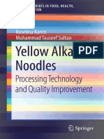 (SpringerBriefs in Food, Health, and Nutrition) Roselina Karim, Muhammad Tauseef Sultan (auth.) - Yellow Alkaline Noodles_ Processing Technology and Quality Improvement-Springer International Publishi.pdf