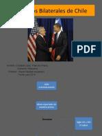 acuerdos bilaterales en Chile