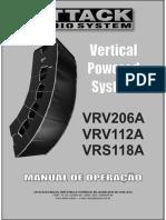 Manual de Operação Vrv-Vrs
