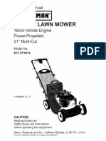 Lawn Mover Manual
