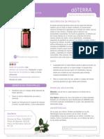 Aceite esencial de Gaulteria / Wintergreen