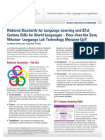 Standards for Language Learning