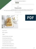 Tiramisu Torte _ Australian Women's Weekly Food