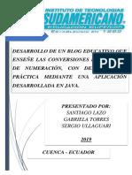 Copia de Anteproyecto Del Trabajo de Investigación - Copia