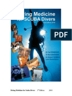 Diving Medicine for Scuba Divers Book