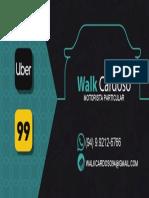 Cartão de Visita Walk