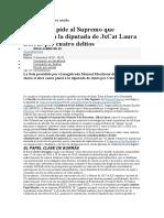 3 diciembre 2019 proces catalán