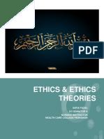 Safia Ethical Theory