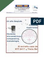 Ocular Micrometrico Meade