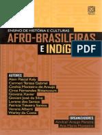 PEREIRA Ensino de Historia e Culturas Afro-brasile - Amilcar Araujo Pereira