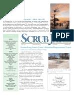 November 2010 Scrub Jay Newsletter, Audubon of Martin County