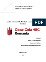 Distributie Coca-Cola Final