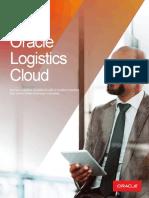 Logistics Solutions Brochure 7 2018