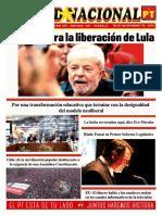 Unidad Nacional30 de Noviembre de 2019