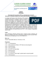 Workshop PCT Utlimo Miglio IRSIG-CNR 6mar08