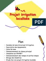 Etapes de Realisation d'Un Projet d'Irrigation