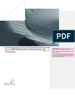 230415 Gas Measurement Requirements and Procedures 2019 First Gas Red Lined