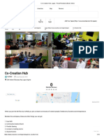 Co-Creation Hub, Lagos - Read Reviews & Book Online