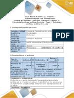 Guía de Actividades y Rubrica de Evaluación - Paso 4 - Psicología Jurídica y Acción Psicosocial (1)