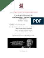 Caso Muhammad Yunus, Un Liderazgo Real Grup 3