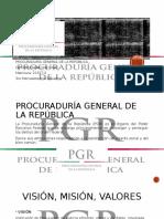 PGR Y SU ESTRUCTURA
