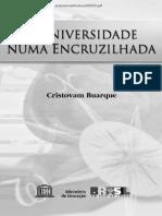 A Universidade Numa Encruzilhada - Cristovam Buarque
