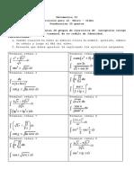 ejercicios de integrales para resolver