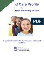 Graded Care Profile