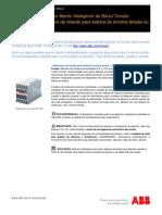 Guia Emax 2 - Dispositivo de Retardo Para Bobina de Minima Tensao - UVD