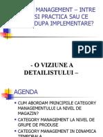 ALCOMSIB Category Management