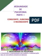 8 Mediunidade de Psicofonia