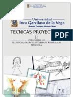 Tecnicas Proyectivas II - Practica 2