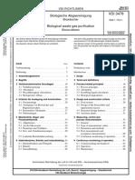 Biologische Abgasreinigung-VDI 3478 Blatt I-1733961