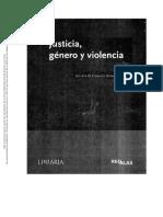 politica genero y violencia