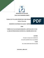 PACHECO - HOLGUIN  PAGADO DISEÑO DE UN PLAN DE MEJORA MEDIANTE LA METODOLOGÍA 5´S EN LA LÍNEA DE PRODUCCIÓN WAFFER EN NESTLÉ-  EVELYN PACHECO-NELIO HOLGUIN