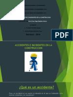 Accidentes e Incidentes