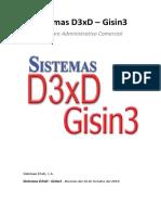 Manual d3xd Gisin3