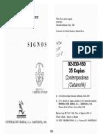 Merleau Ponty - Signos (Caps 1 y 2)