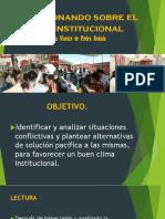 CLIMA INSTITUCIONAL.pptx