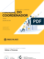 SFL Coordinator Handbook 2018 PORTUGUESE