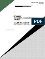 403081178-10515-0124-4200-RF-5800H-125-Watt-Communications-System-Installation-and-Maintenance-Manual-February-2001-Rev-A-pdf.pdf