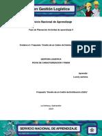 Evidencia 4 Propuesta Diseno de Un Centro de Distribucion CEDI