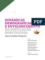 Dinamicas Demograficas e Envelhecimento Da Pop