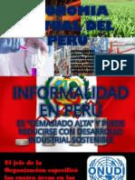 Economia Actual Del Perú
