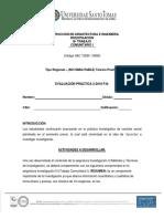 Investigación III - Trabajo Comunitario I_ 1-2018_2