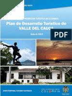 plan turístico del valle del cauca
