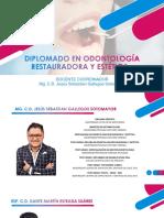 Diplomado en Odontología Restauradora y Estética (1)