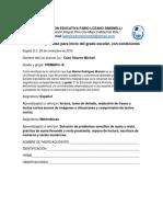 Carta de Compromiso Académico 2020 1B