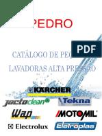 Catalogo Pedro